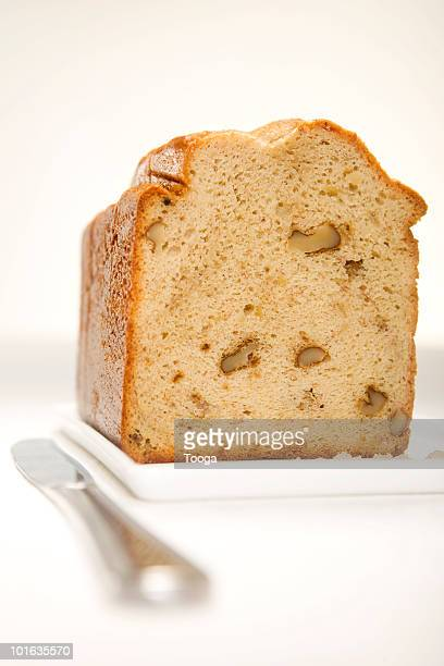 Bank Loaf of banana nut bread