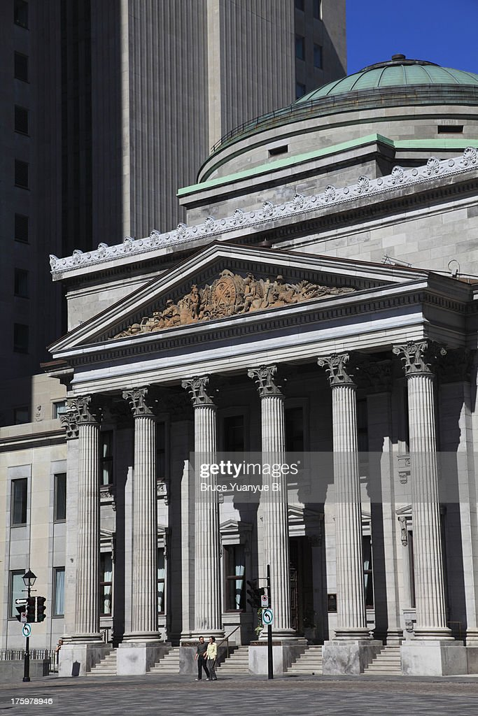Bank of montreal head office building stock photo getty images - Lonely planet head office ...