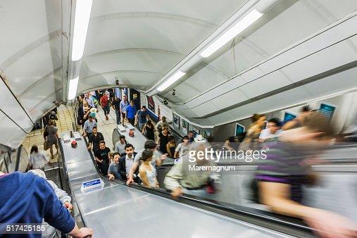 Bank Underground (tube) Station