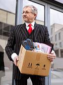 Banker made redundant