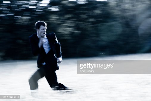 Banker on the run