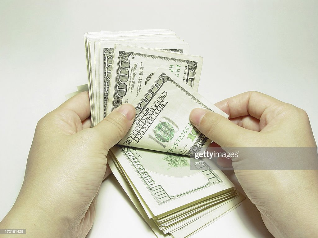 worksheet Counting Bills banking counting 100 bills stock photo getty images photo