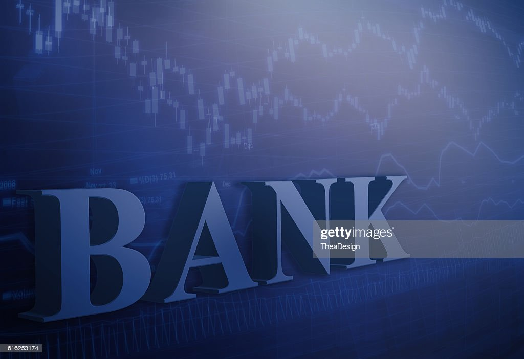 Banking Finance Savings Management Concept : Foto de stock