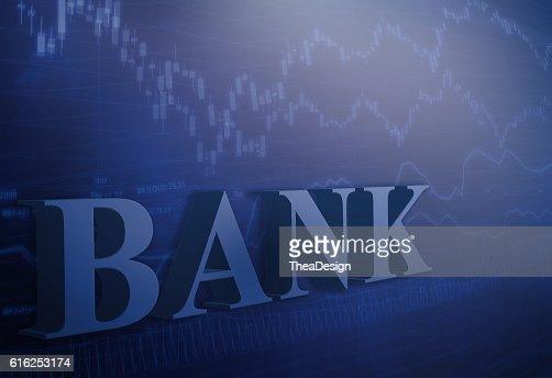 Banking Finance Savings Management Concept : Foto de stock