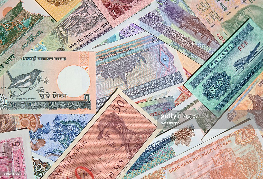 Banknotes : Stock Photo
