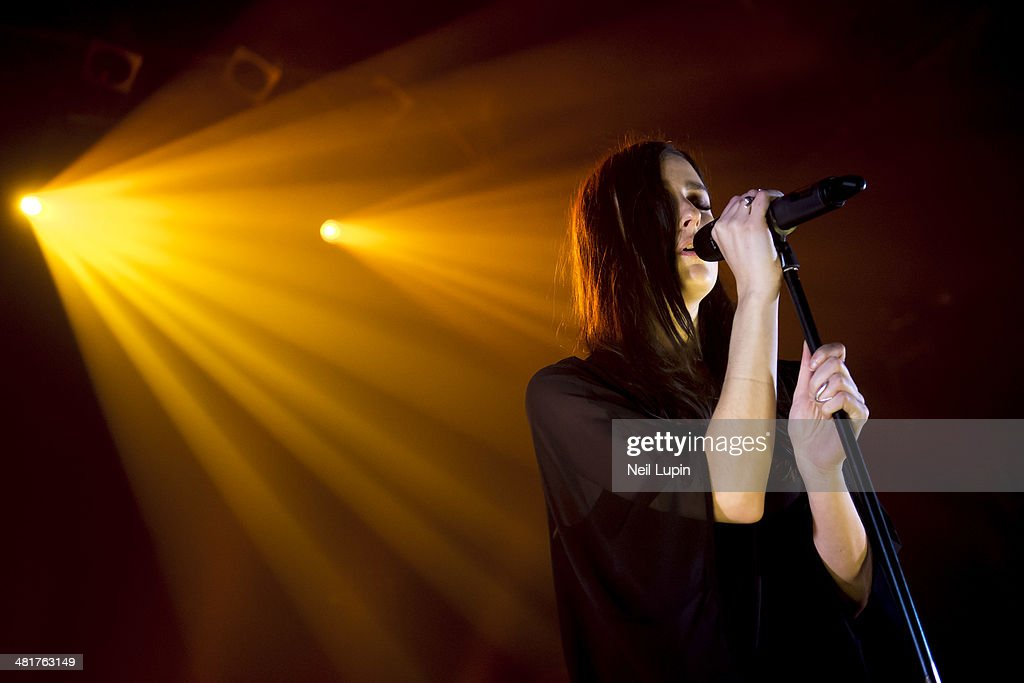 Banks performs on stage at KOKO on March 31, 2014 in London, United Kingdom.