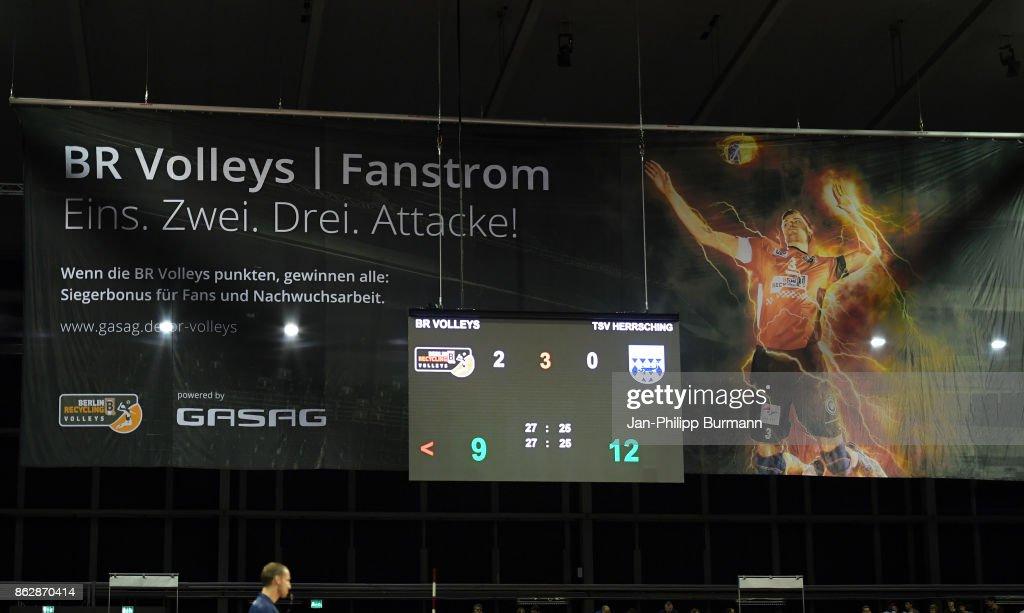 Berlin Recycling Volleys v TSV Herrsching - VLB BL