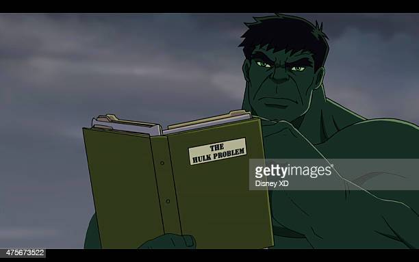 S HULK AND THE AGENTS OF SMASH 'Banner Day' Hulk allows himself to be turned back into Bruce Banner but then struggles with the decision when Ronan...