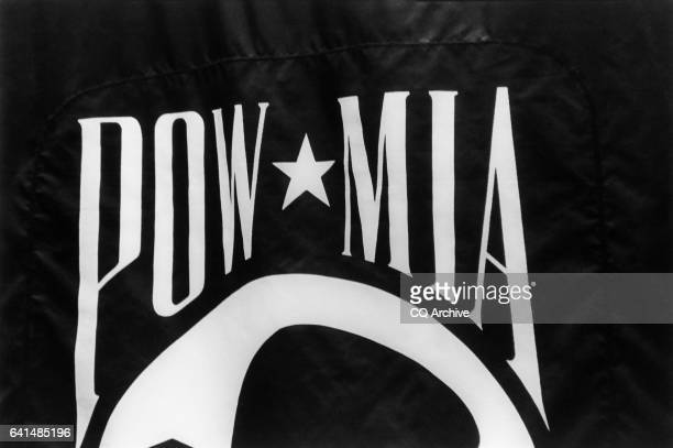 Banner which stands permanently in Capitol Rotunda April 8 1993