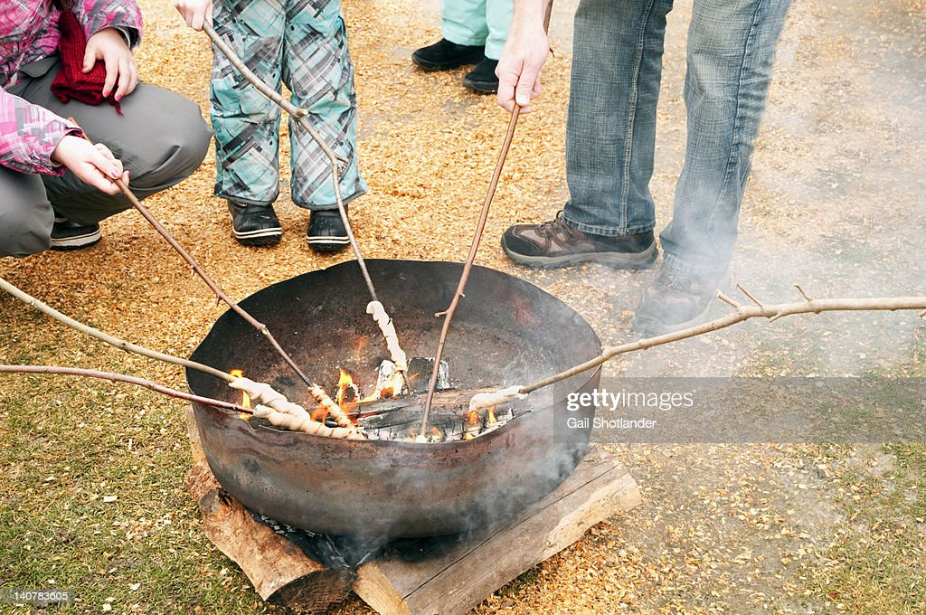 Bannock bread : Stock Photo