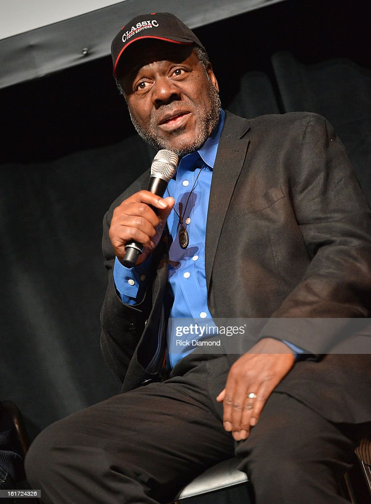 'Banshee' cast member Frankie Faison (Sugar Bates) attends Savannah College of Art and Design's aTVfest at Opera Atlanta on February 14, 2013 in Atlanta, Georgia.