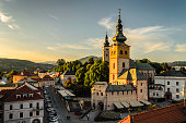 magic city Banska Bystrica