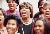 Baptist Church Gospel Choir