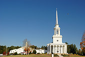 A southern Baptist Church in Georgia.