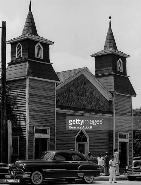 A Baptist church USA 1954