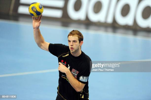 Baptiste CALANDRE Chambery / Vive Targi Kielce Ligue des Champions Phare Chambery