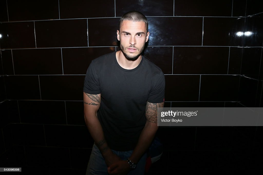 <a gi-track='captionPersonalityLinkClicked' href=/galleries/search?phrase=Baptiste+Giabiconi&family=editorial&specificpeople=5770755 ng-click='$event.stopPropagation()'>Baptiste Giabiconi</a> attends the Balmain Menswear Spring/Summer 2017 after party as part of Paris Fashion Week at Les Bains on June 25, 2016 in Paris, France.