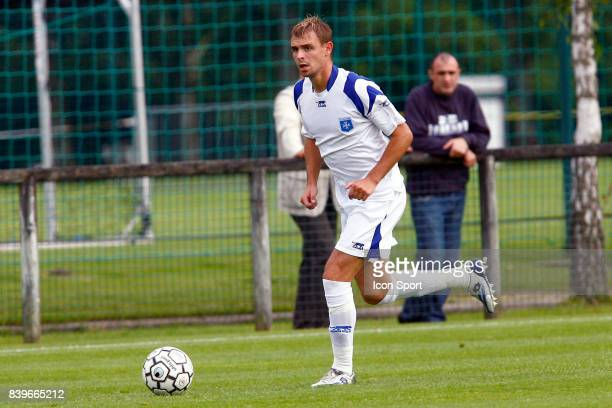 Baptiste MARTIN UNFP / Auxerre Clairefontaine
