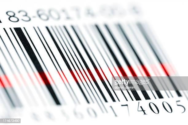 Bar Code and laser sensor
