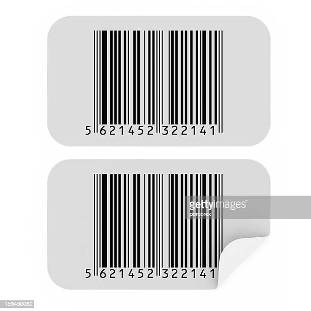 Adesivi di codici a barre