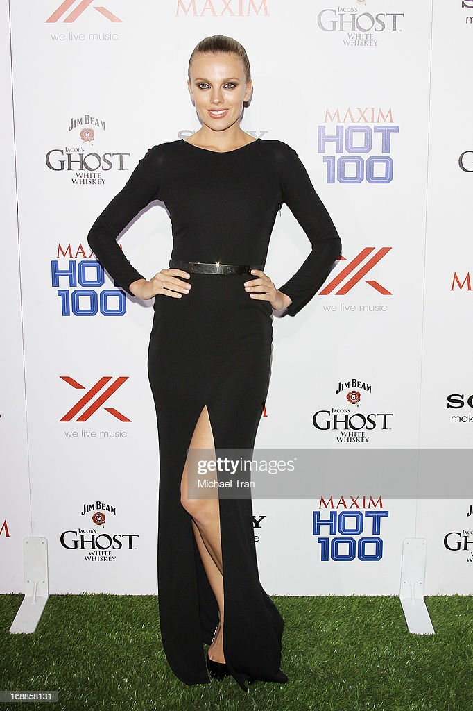 Bar Paly arrives at the Maxim 2013 Hot 100 Party held at Create on May 15, 2013 in Hollywood, California.