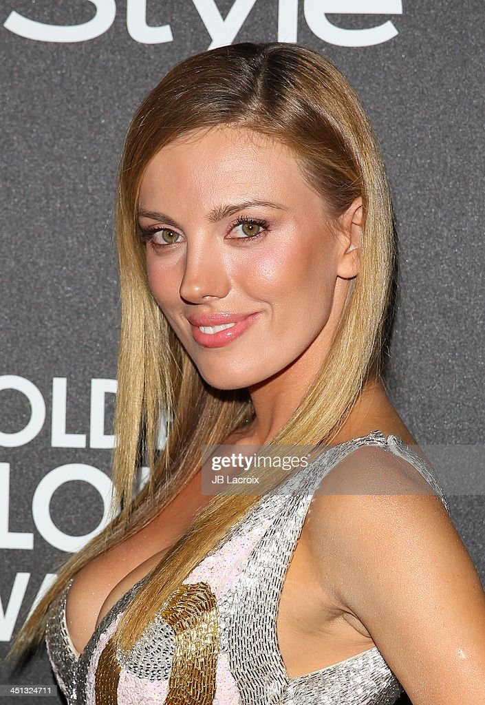 Bar Paly attends The Hollywood Foreign Press Association (HFPA) And InStyle 2014 Miss Golden Globe Announcement/Celebration at Fig & Olive Melrose Place on November 21, 2013 in West Hollywood, California.