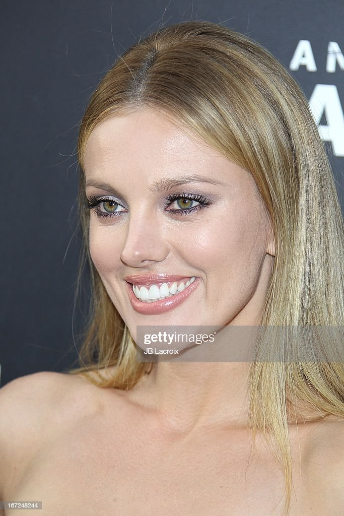 Bar Paly attends the 'Pain & Gain' Los Angeles Premiere held at TCL Chinese Theatre on April 22, 2013 in Hollywood, California.