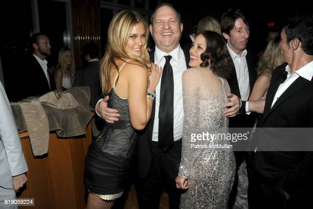 Bar Rafaeli Harvey Weinstein and Marion Cotillard attend The Unofficial After Party for THE METROPOLITAN MUSEUM OF ART'S Spring 2010 COSTUME...