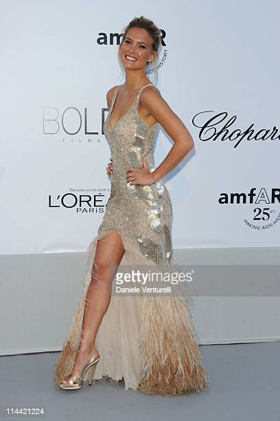 Bar Refaeli attends amfAR's Cinema Against AIDS Gala during the 64th Annual Cannes Film Festival at Hotel Du Cap on May 19 2011 in Antibes France