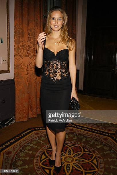 Bar Refaeli attends PROJECT SUNSHINE Spring Gala Dinner honoring Billy Macklowe at Waldorf Astoria on May 15 2006 in New York City