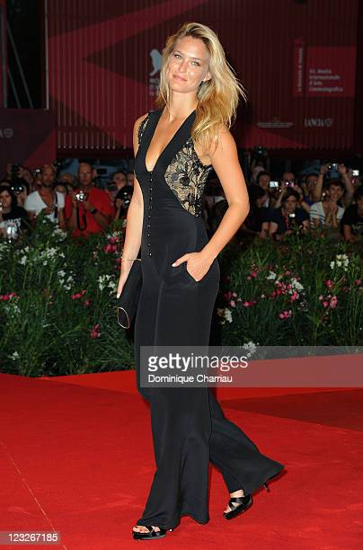 Bar Refaeli attends the 'Carnage' premiere during the 68th Venice International Film Festival at Palazzo del Cinema on September 1 2011 in Venice...