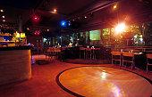 Bar, restaurant and disco