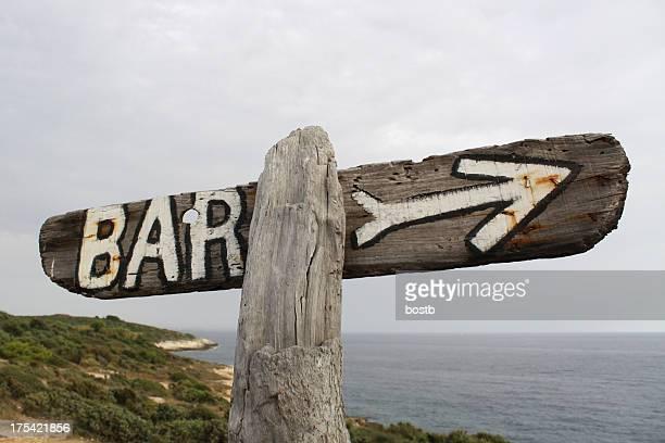 Bar-segnale inglese