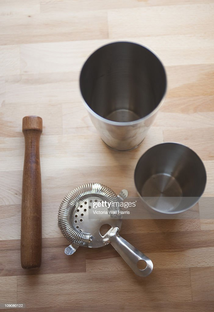 bar tools : Stock Photo