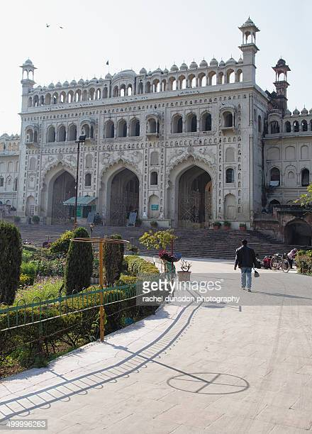 Bara Imambara Gateway - Lucknow