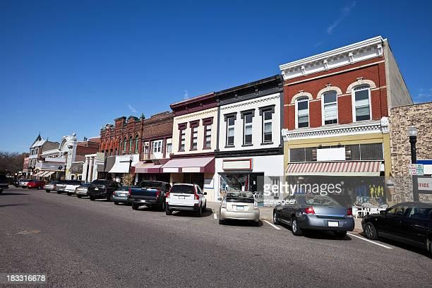 Baraboo dans Sauk County, dans le Wisconsin