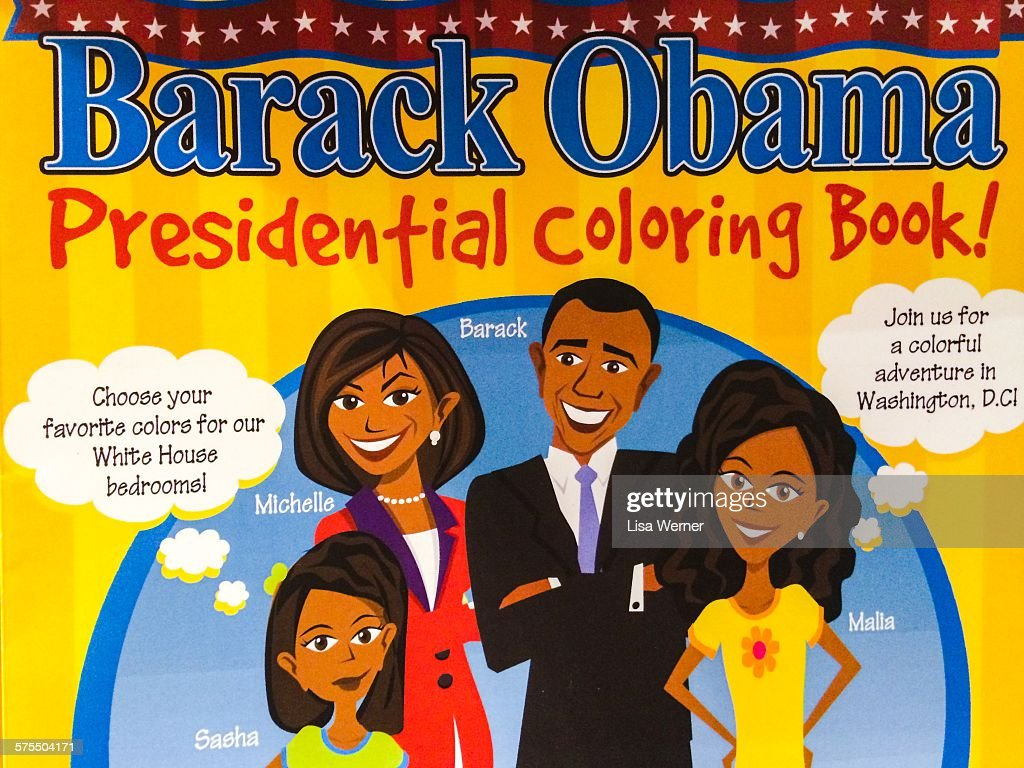 President Obama Coloring BookObamaPrintable Coloring Pages Free