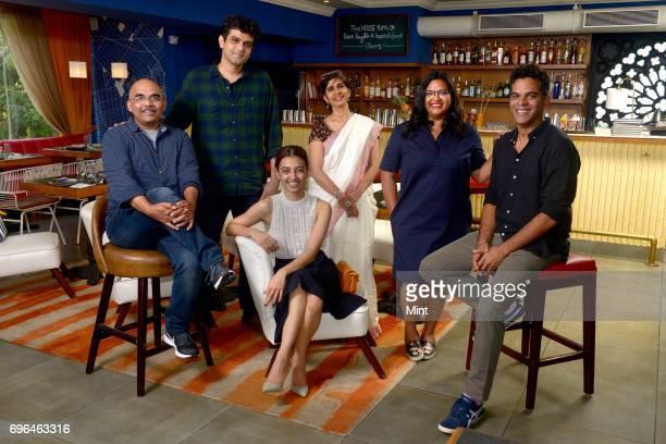 Baradwaj Rangan film critic Amit Masurkarfilmmaker Radhika Apteactor Meenakshi Sheddefilm curator Smriti Kirancreative director of Jio Mami Mumbai...