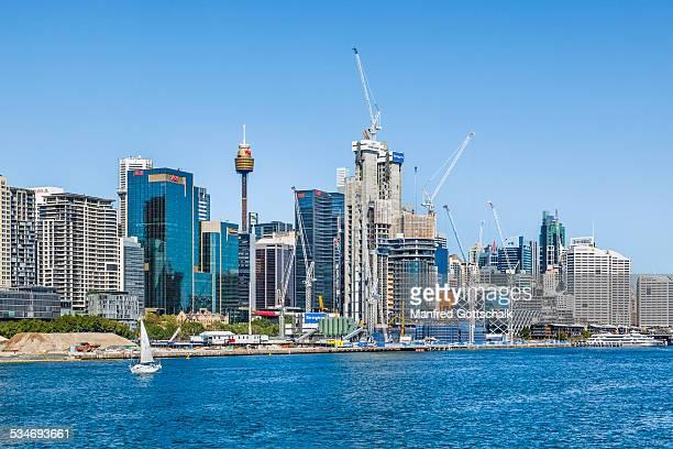 Barangaroo Development Sydney