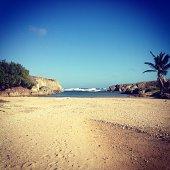 Barbados, Flatfield, River Bay, Beautiful beach