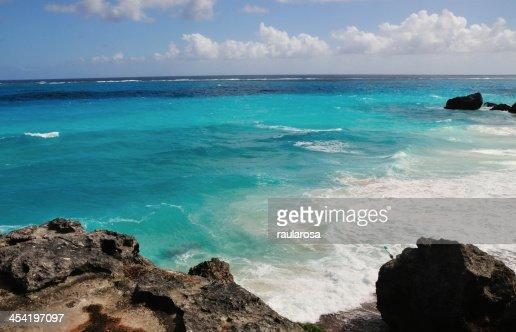 Barbados fixa Away : Foto de stock