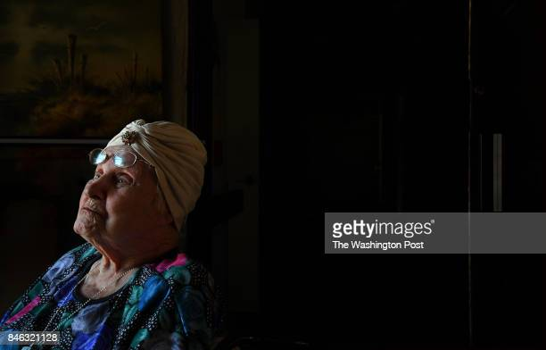 Barbara asked to be positioned near a large window to enjoy both the light and the slight breeze that came through the window hoping to get relief...