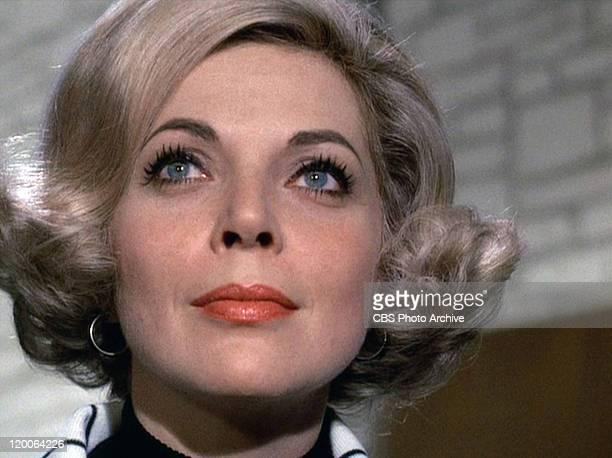 Barbara Bain as Cinnamon Carter in the Mission Impossible episode 'Live Bait' Original airdate February 23 1969 Image is a frame grab