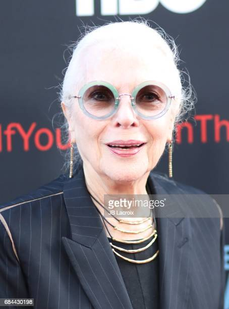 Barbara Bain attends the premiere of HBO's 'If You're Not In The Obit Eat Breakfast' on May 17 2017 in Beverly Hills California