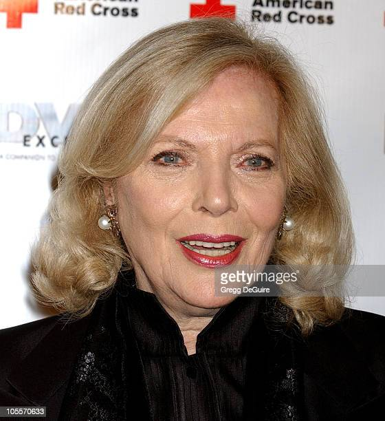 Barbara Bain during 2005 DVD Exclusive Awards Arrivals at California Science Center in Los Angeles California United States