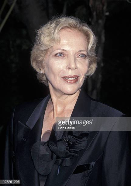 Barbara Bain during Cocktail Party for 49th Annual Primetime Emmy Awards Nominees at Westwood Marquis Hotel in Westwood California United States