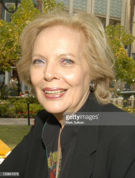 Barbara Bain during Screen Actors Guild Foundation Presents BookPALS at The Grove in Los Angeles California United States