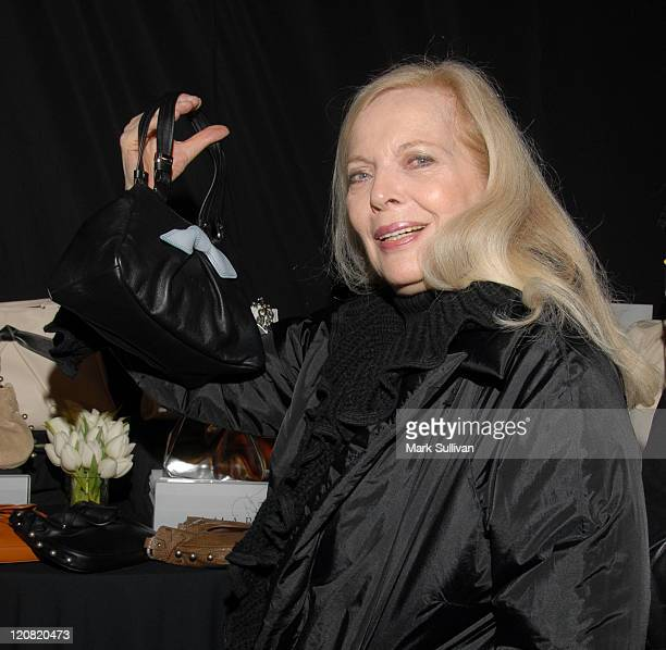 Barbara Bain in Backstage Creations Talent Retreat