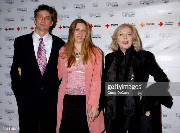 Barbara Bain with daughter Susan...