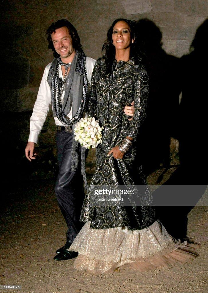 Barbara Becker Marries Arne Quinze